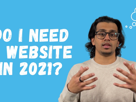 Do I need a website in 2021?