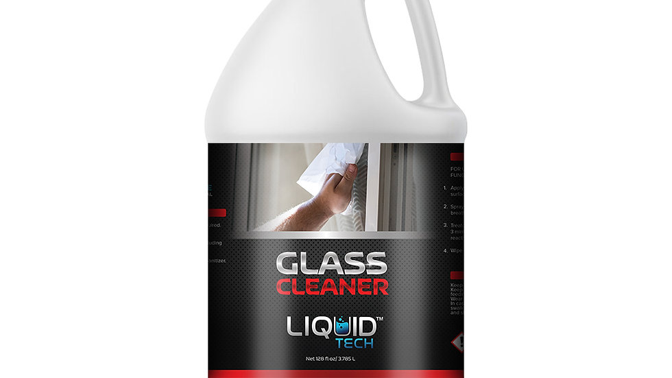 Glass Cleaner - 128oz