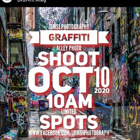 Graffiti Alley Baltimore MD
