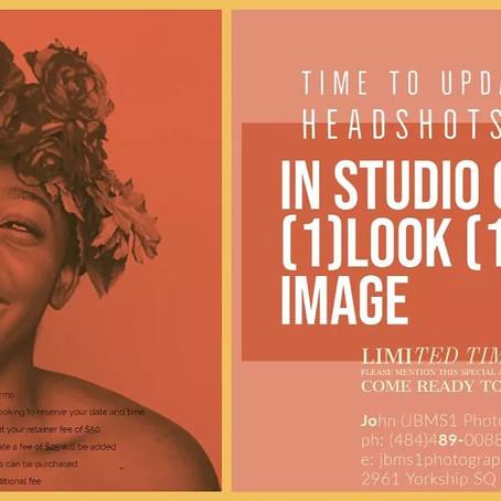 Headshots !!!