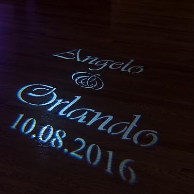 Orlando & Angelo Reception