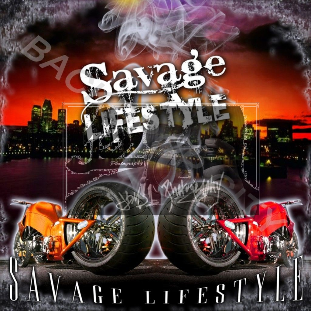 Savage Lifestyles Motorcycle