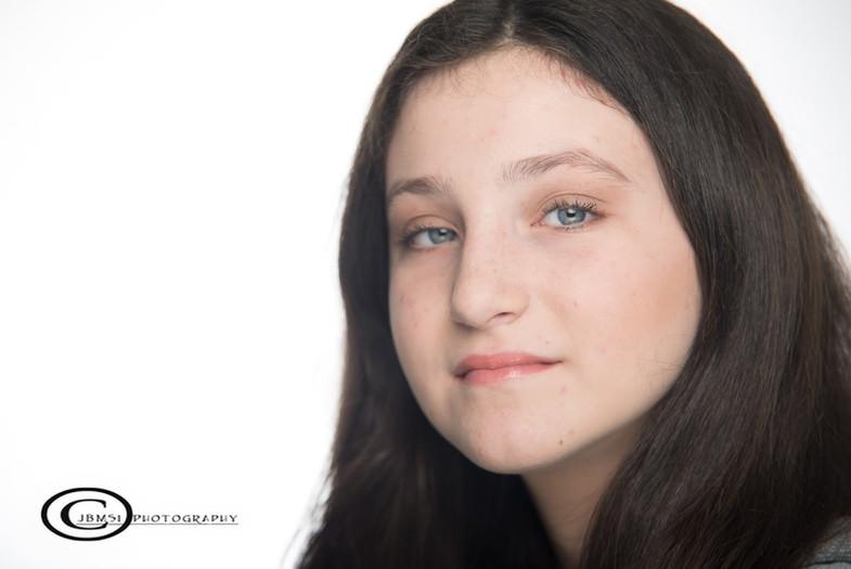 Teen Agency Headshot