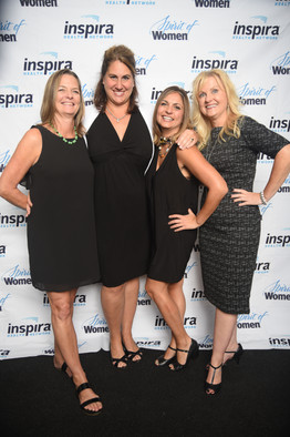 Inspira Little Black Dress event