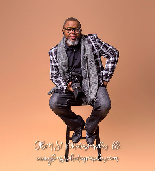 Photographer and owner of JBMS1 Photography LLC