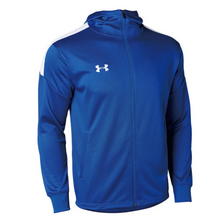 [NEW]UA TEAM KNIT WARM-UP TOPS 汎用性の高いセットアップジャージ