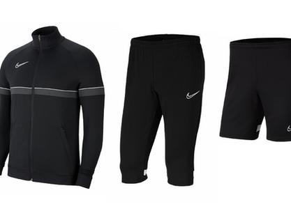 [2021新商品]ナイキフットボール トレーニングウェア|アカデミー21 トラック ニットジャケット