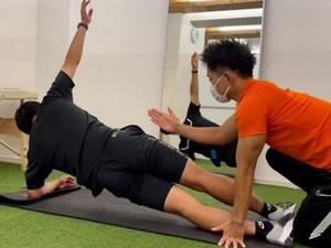 Go.Field Fitnessは、アスリート選手もサポート!サッカーの技術をスキルアップさせる、オリジナルTAIKANトレーニング&Animal Flow★