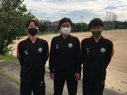 NIKE SQUAD 15 サイドライン ニット ジャケット|別府溝部学園高等学校サッカー部 様
