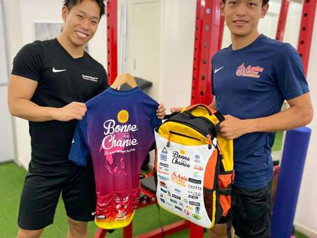 ★アジアサイクリングアカデミー × Go.Field Fitness★ オンラインなら、遠く離れていてもトレーニングが可能!