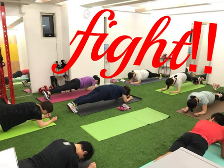 Go.Field fitness オリジナルグループレッスンのご案内!(^^)! 夏に向けて脂肪燃焼‼