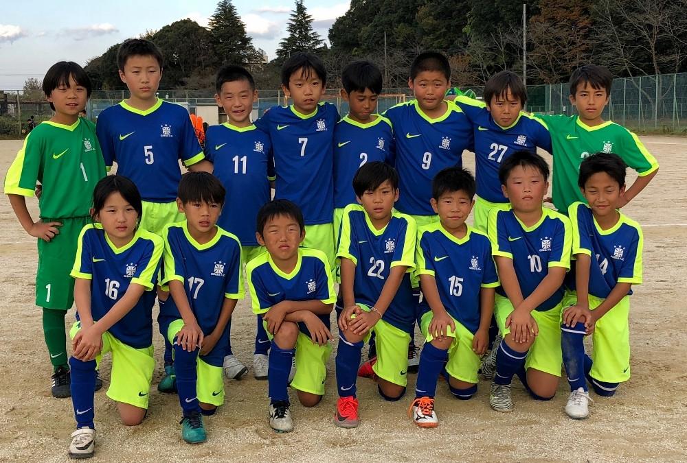 GINGA FC ナイキストライカー