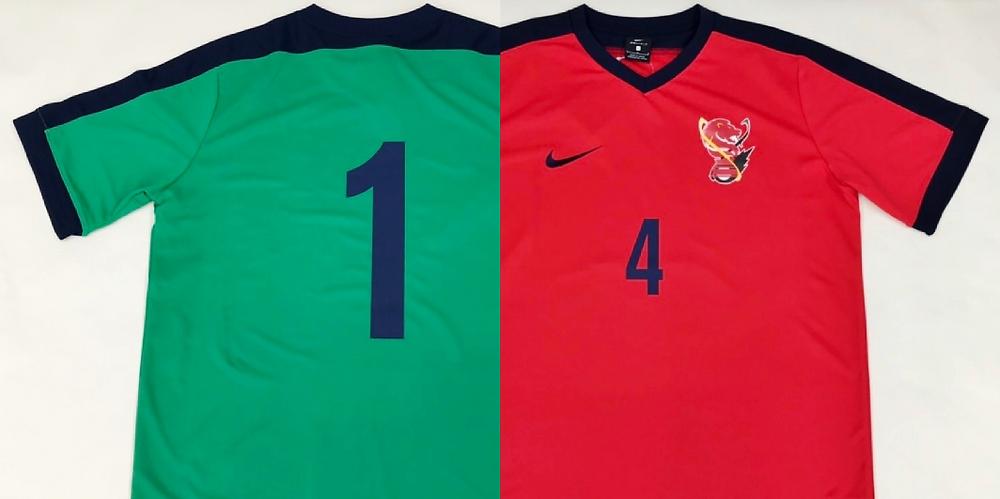 NIKEサッカーユニフォーム[作成事例]ストライカー|フォルテ東京