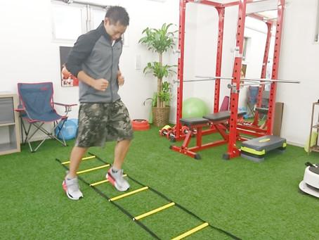 ラダートレーニングで『機能向上‼』『脂肪燃焼‼』スポーツパフォーマンス向上にも大活躍(^o^)/
