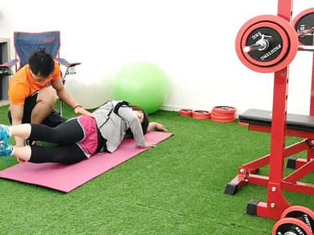 体幹トレーニングの魅力!当店オリジナル体幹プログラムで、パフォーマンスアップ♪