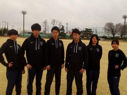 NIKE CLUB19 フリースフーディ|東洋大学陸上部様