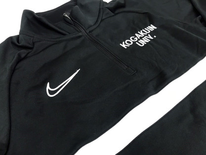 NIKE ACADEMY 21 L/S DRIL TOP・S/S TOP| 工学院大学サッカー部 様