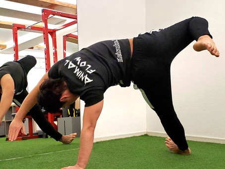 今!話題のエクササイズ【Animal Flow】が、Go.Field Fitnessの新プログラムに加わりました♪