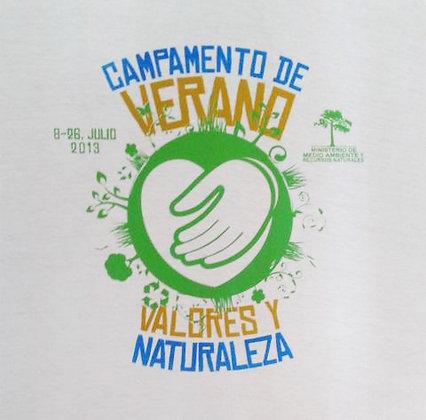 Logo Campamento de Verano