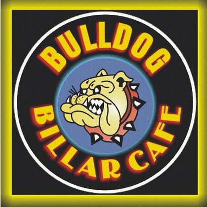 Logo billarcafe Bulldog