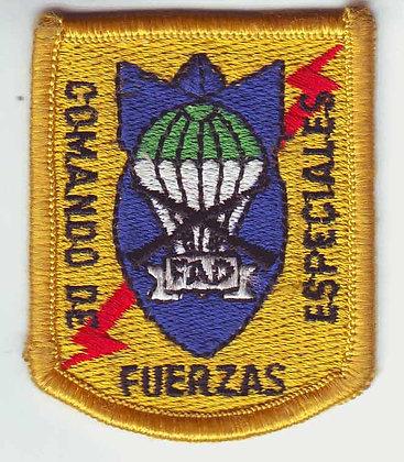C. Fuerzas Especiales
