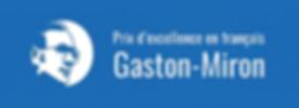 3._Prix_d'excellence_en_français_Gaston-