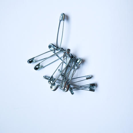 Variety of Safety Pins