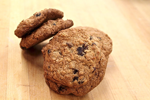 6-Pack Whole Wheat Granola Cookies