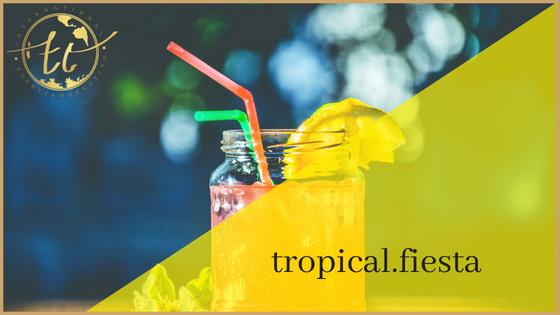 Tropical Fiesta Theme