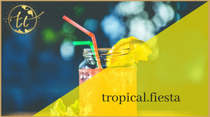 Tropical Fiesta Theme