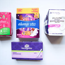 Feminine Care Variety Pack