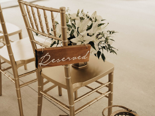 Planning An Intimate Nuptial