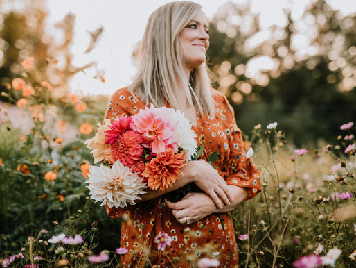 May 2020 Feature Story: Tarry Grove Flower Farm + Design