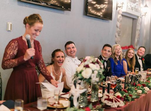 Sweetheart Table or Head Table?