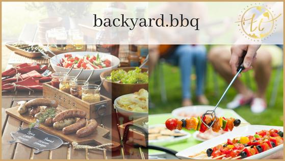 Backyard BBQ Theme