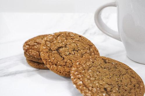 6-Pack Ginger Molasses Cookies