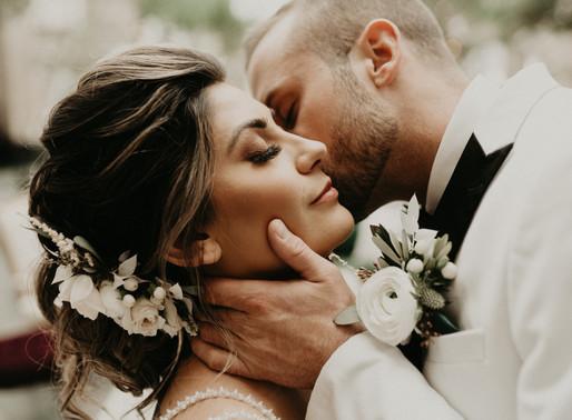 Enchanted Emerald Winter Wedding Styled Photoshoot