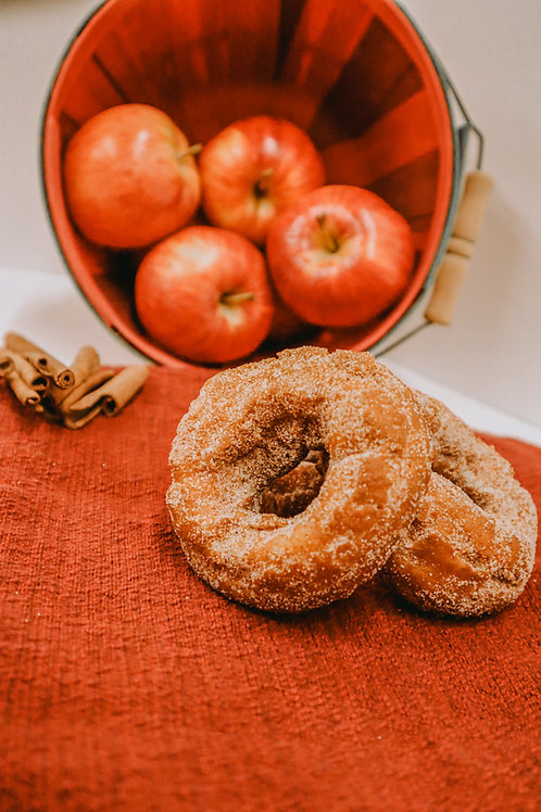 6-Pack Apple Cider Donuts
