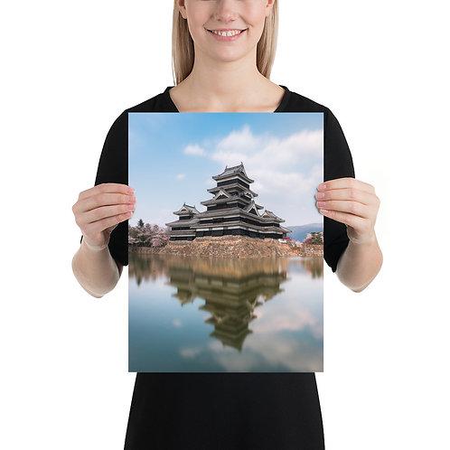 Matsumoto Castle, Japan   Print