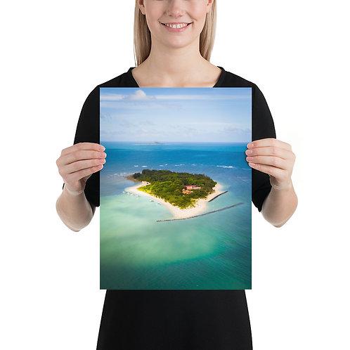 Turtle Island, Borneo | Print