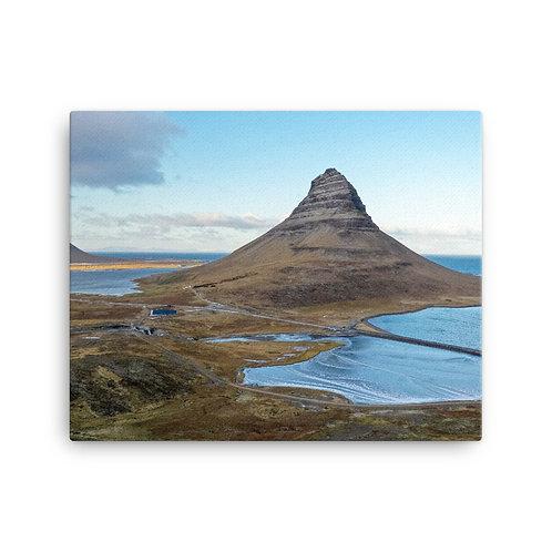 Kirkjufell, Iceland | Canvas