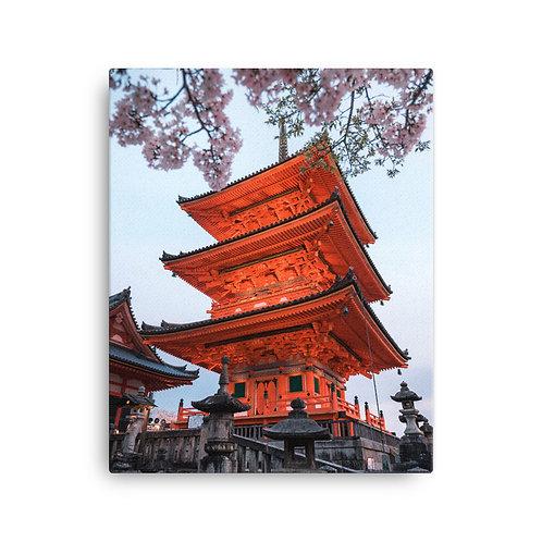 Kiyomizu-dera, Kyoto | Canvas