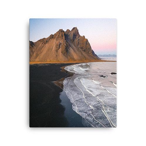 Vestrahorn, Iceland | Canvas