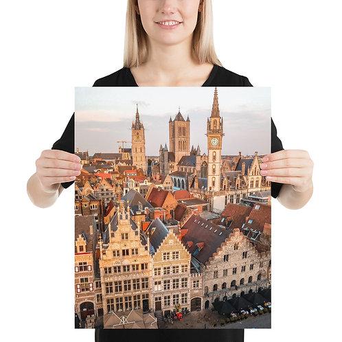 Ghent, Belgium | Print
