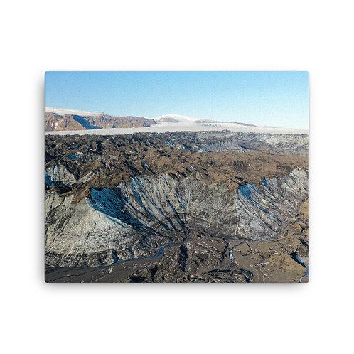 Glaciers of Iceland | Canvas