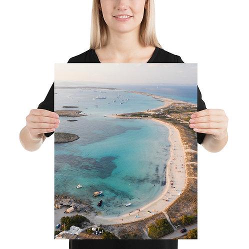 Play Des Illetes, Formentera | Print