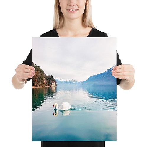 Lake Brienz, Interlaken | Print