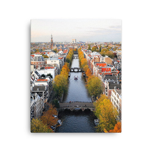 Amsterdam, Netherlands | Canvas
