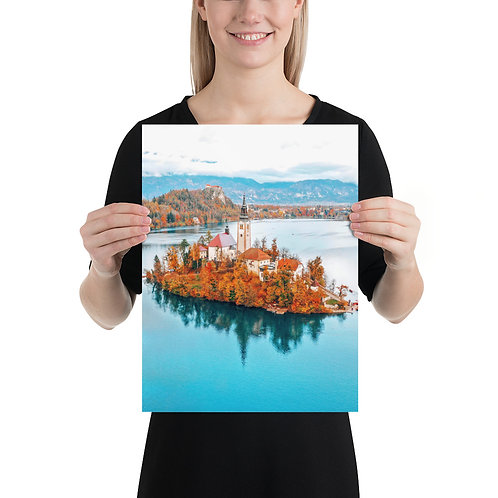 Lake Bled, Slovenia | Print