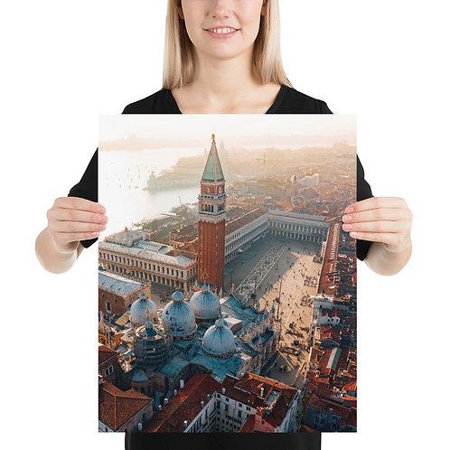 St. Marks Square, Venice | Print
